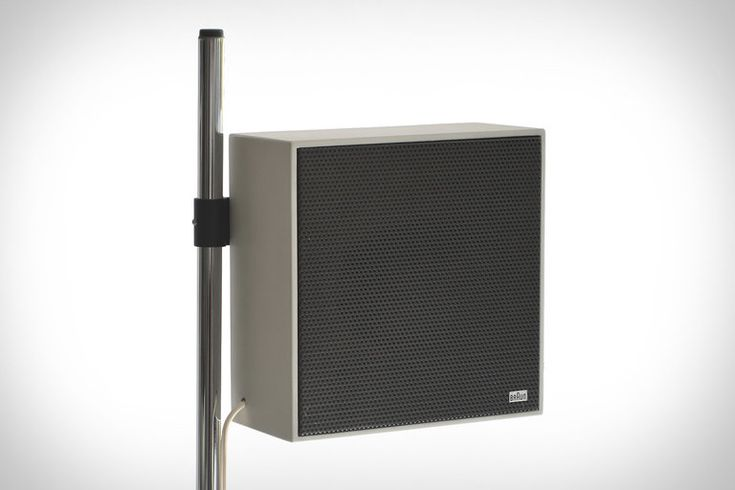 Braun Audio LE Speakers