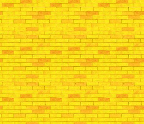 Wizard of Oz - Yellow Brick Road #pattern