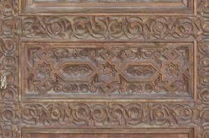 texture morocco ornament wooden carvings carving wood panel moorish islamic palace arab arabian arabic