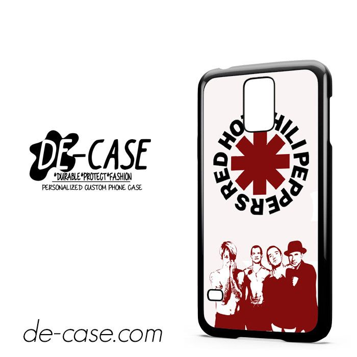 Red Hot Chili Peppers Band DEAL-9202 Samsung Phonecase Cover For Samsung Galaxy S5 / S5 Mini