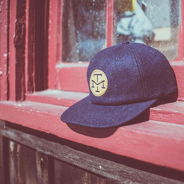 35e19f45ceb Custom Color Premium Wool Unconstructed Six Panel Strapbacks for   moderntimesbeer ! Branding Options Include  Front Felt Applique Patch with  Embroidery