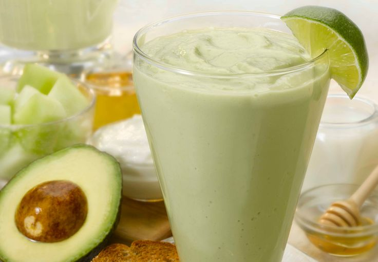 A delightful concoction of green fruit plus fat-free dairy. With convenience built in, this refreshing smoothie can be made a day ahead. Keeps well in the refrigerator up to 24 hours.