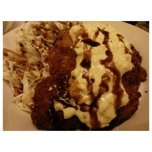 昨日の#晩ごはん #白身魚 の#フライ #friedfish for #dinner last #night #yummy#food#philippines#フィリピン