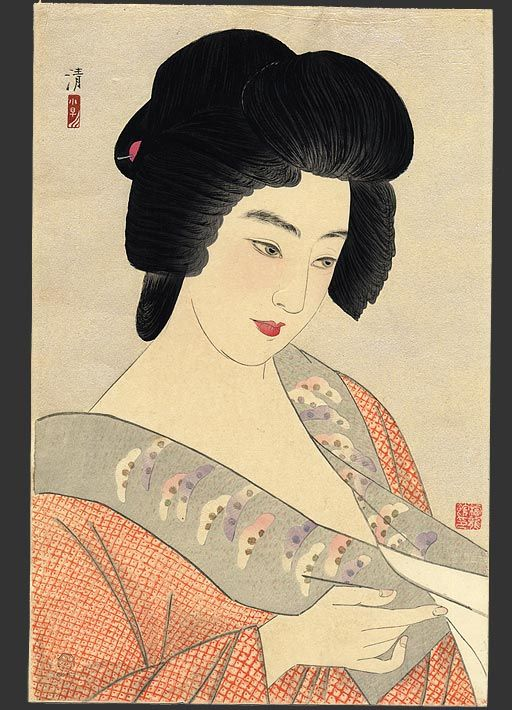 74 best ART images on Pinterest | Asian art, Asian woman and Chinese ...
