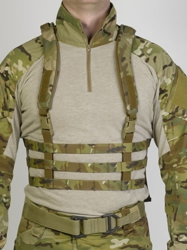 'Every Other Chest Rig On The Planet Is New Too Heavy' – That's a pretty bold statement made recently by gear manufacturer High Gear as they introduced The Chest Rig.
