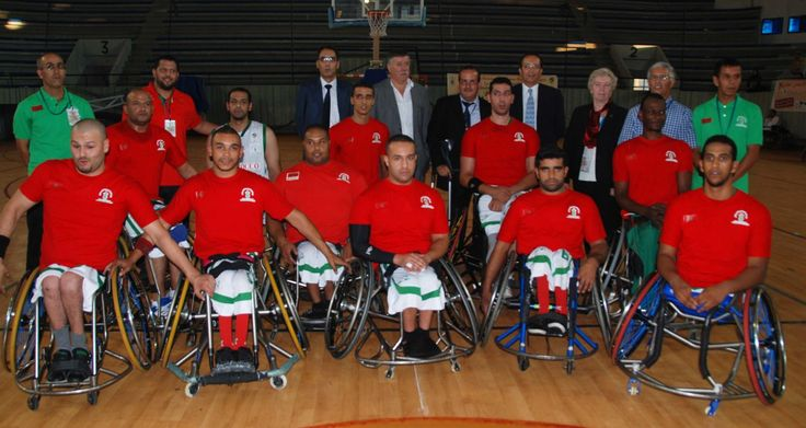 Morocco's Paralympic Team