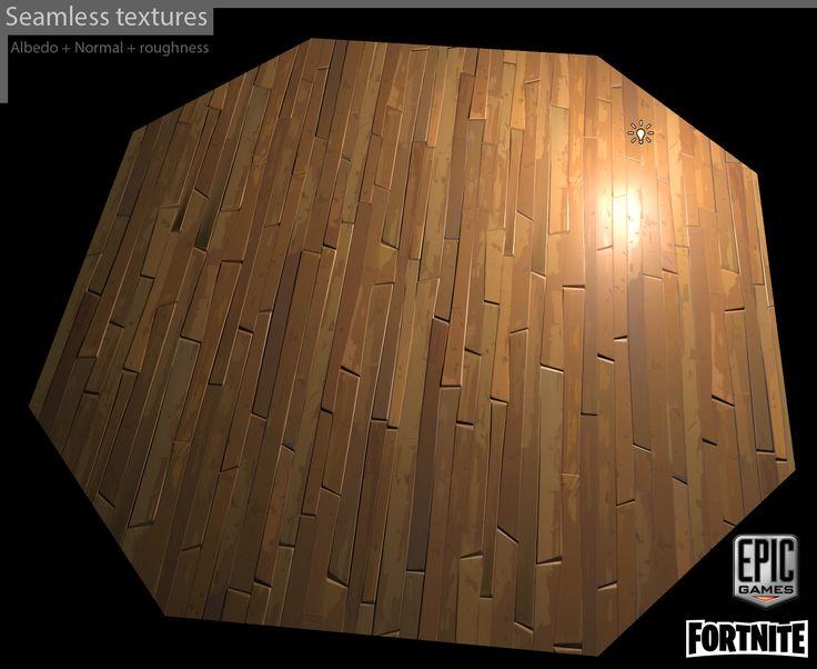 ArtStation - Fortnite PBR seamless textures, Tangi Bodio