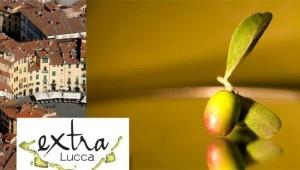 Extra Lucca. La città dell'olio al centro del mondo.