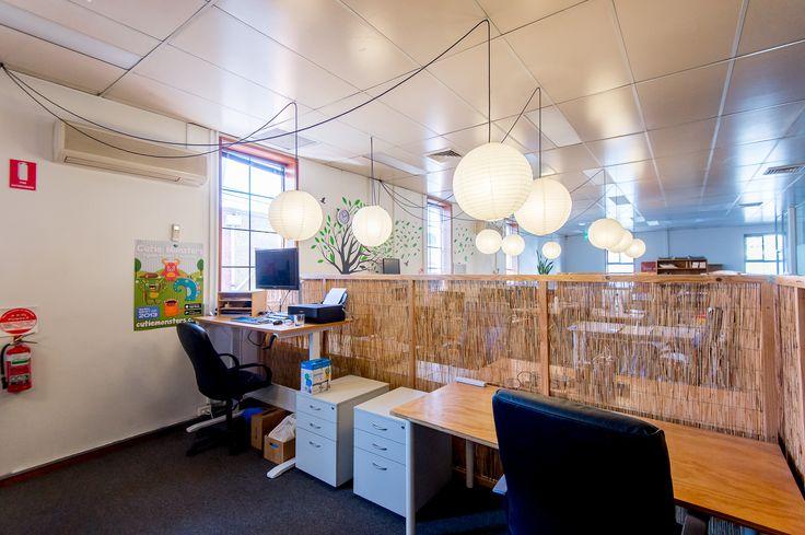 The Hive Studio #coworking (Melbourne, Australia)