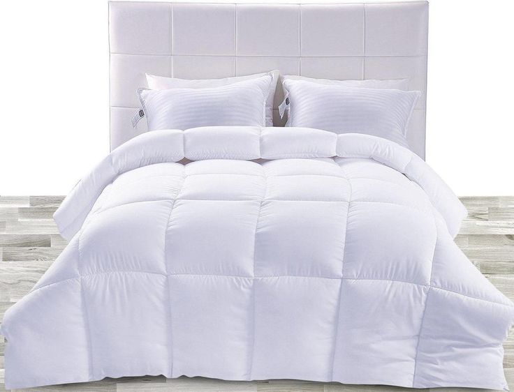 Lightweight Twin Comforter, Ultra Soft Down Alternative Comforters Duvet Insert  #UtopiaBedding #Modern