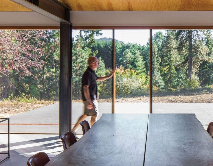 Award-winning Folding and Sliding Doors with built-in insect screens u0026 shades that disappear into the frame when not in use so you can enjoy inside-outside ... & 45 best Centor Integrated Doors images on Pinterest | Case study ... pezcame.com