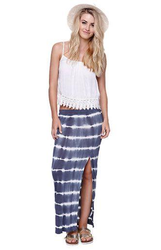 Rip Curl Wave Lengths Skirt #pacsun