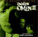 Jerry Goldsmith - Damien Omen 2 soundtrack CD cover