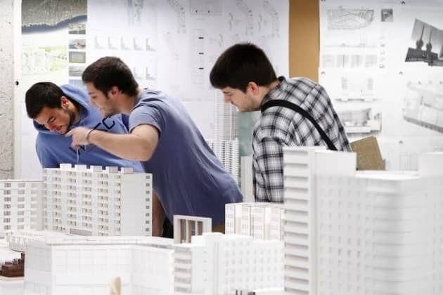 Warum Architektur und Design in einer angesehenen Institution studieren?