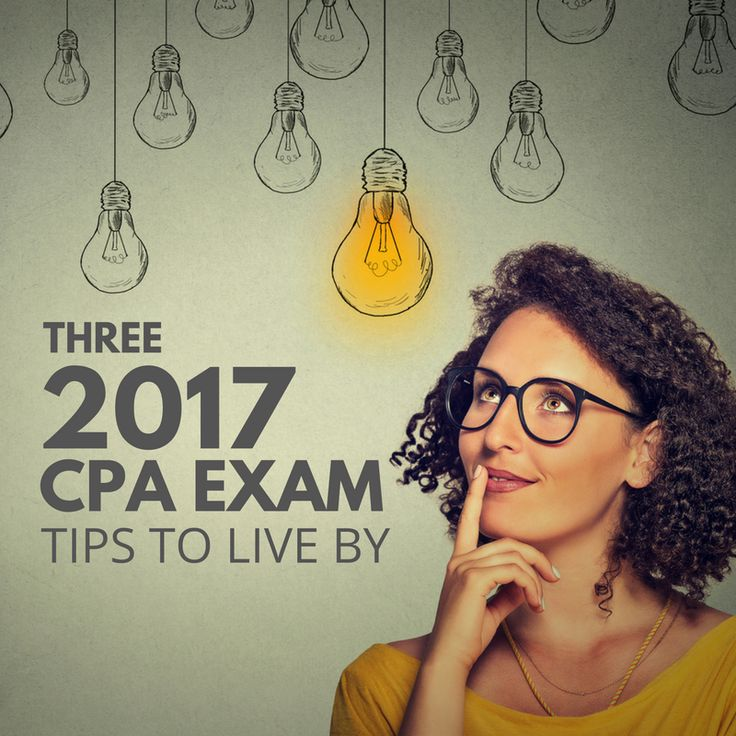 Here are the top 3 things your staff can do to make sure they pass the 2017 CPA Exam.