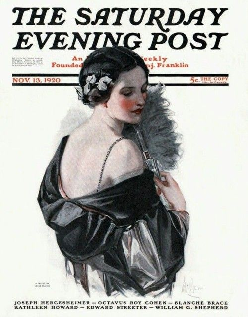 The Saturday Evening Post Magazine, November 13, 1920