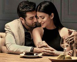 Shruti & Ranbir on a hush hush date