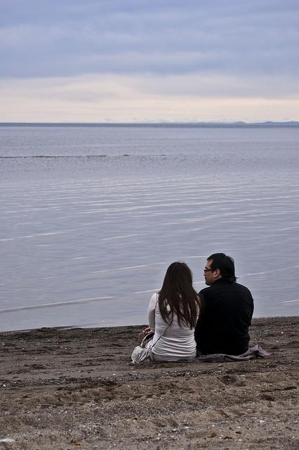Frente al mar by Sergio González Araya, via Flickr ,Punta Arenas, Chile