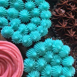 Tryller med rester #cake #cupcake#fødselsdag