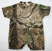 Realtree APG Camouflage Baby or Toddler Romper