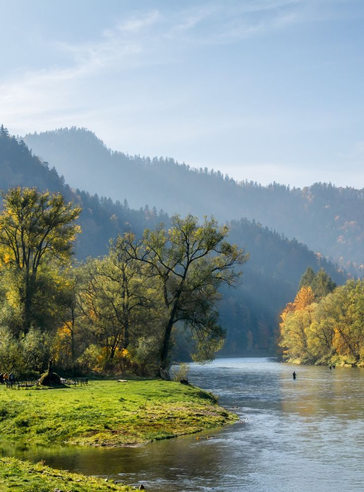 Dunajec Gorge by Pe Pe (Poland)