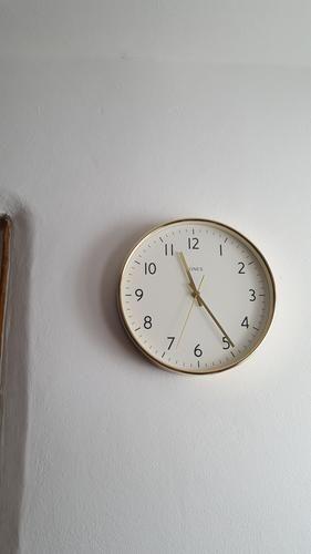 Jones Studio Clock Gold   Home & Garden   George