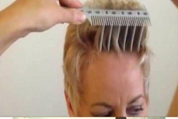 Ezt a frizura trükköt minden nőnek ismernie kell!