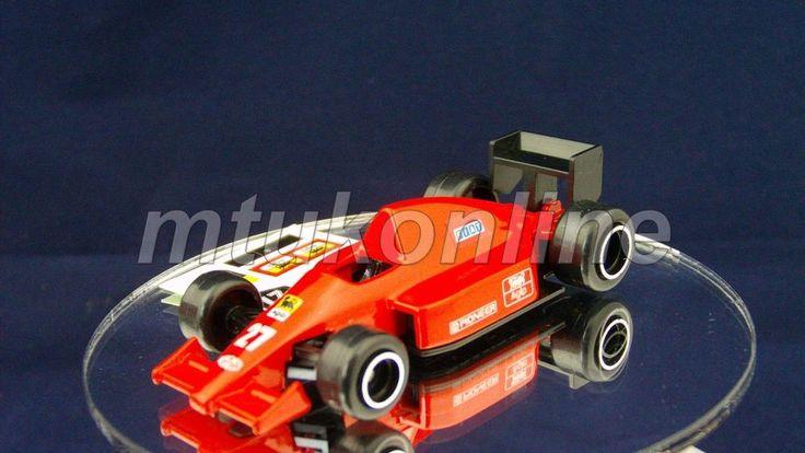 TOMICA 117 FERRARI F1 | CHINA | 117B-6 | EARLY BOX