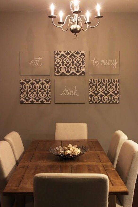 20 Magical Wall Art Inspiration And Ideas For Your Home Dining