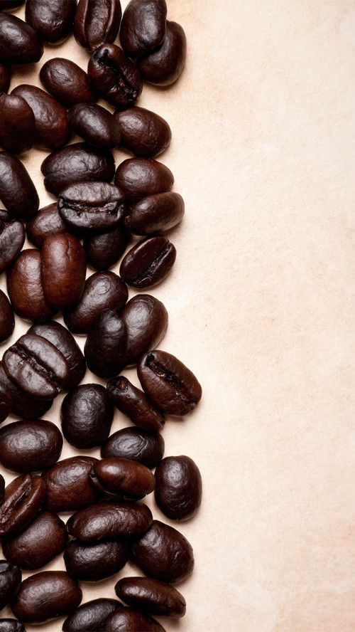 Coffee Background Free iPhone Wallpaper