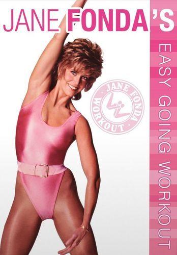 Jane Fonda: Easy Going Workout [DVD] [1984]