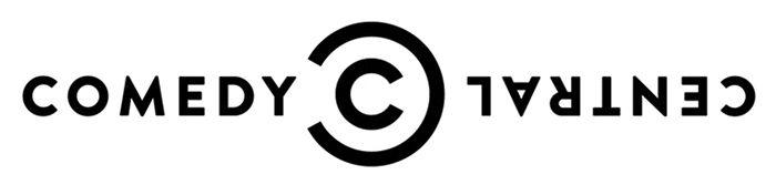 Comedy Central fonts - typefaces: brandon grotesque and Eames century modern