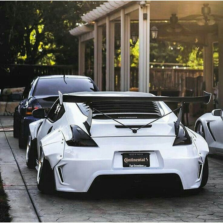 Nissan 370z, Nissan, Tuner Cars