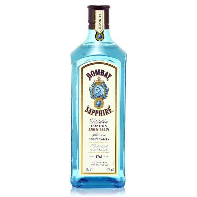 Bombay Sapphire London Dry Gin 1 0l 47 Vol London Dry Gin Dry Gin Gin
