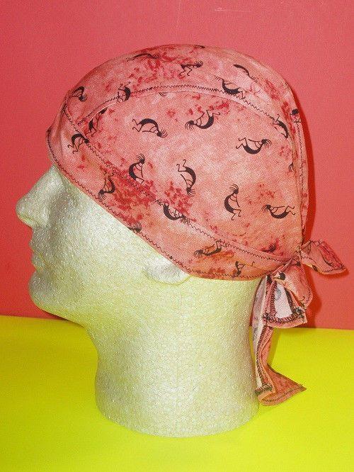 Rag biker skull cap cap doo do durag cyberragsqualityhandmade