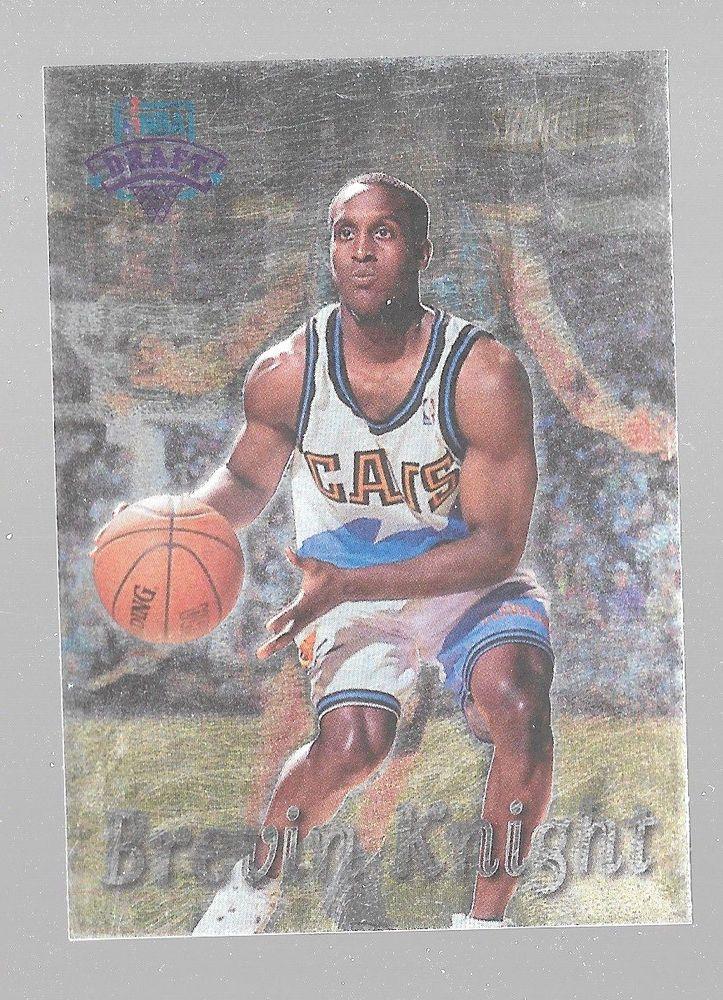1997-98 Stadium Club NBA Draft Brevin Knight Cleveland Cavs Basketball #231  #ClevelandCavaliers