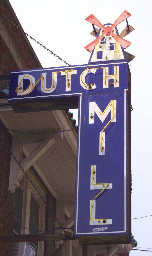 Dutch Mill Coffee Shop Lexington KY 103