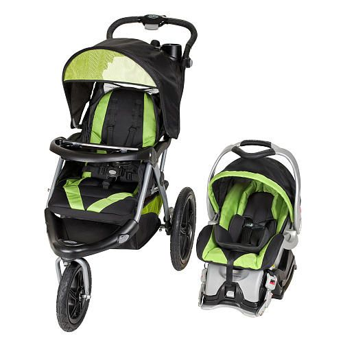 Baby Trend Expedition Glx Travel System Limelight