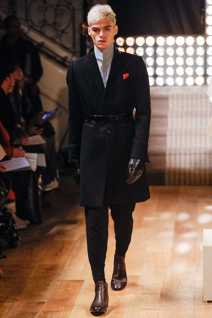 6th March 2015 - Daytime - Gustavo Lins Fall/Winter 2013