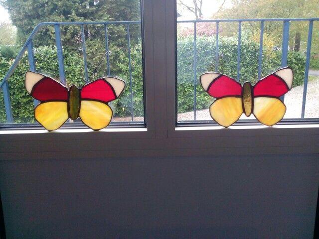 Selfmade staindglass