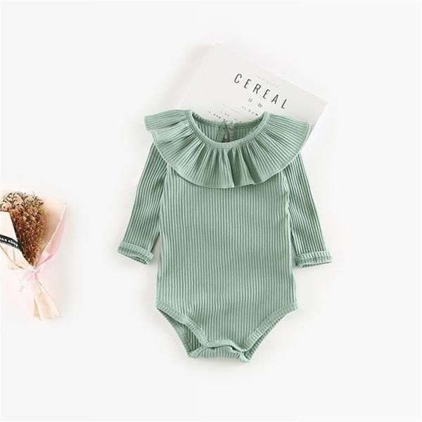 Newborn Infant Baby Boy Girls Knitted Winter Romper Jumpsuit Outfit Clothes 0-2Y