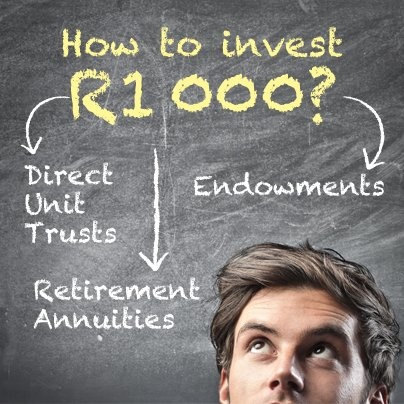 TOUCH this image: The best way to invest R1,000 by moneysmart