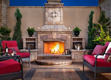 Traditional Patio L Shaped Roofline Design, Pictures, Remodel, Decor and Ideas - page 5