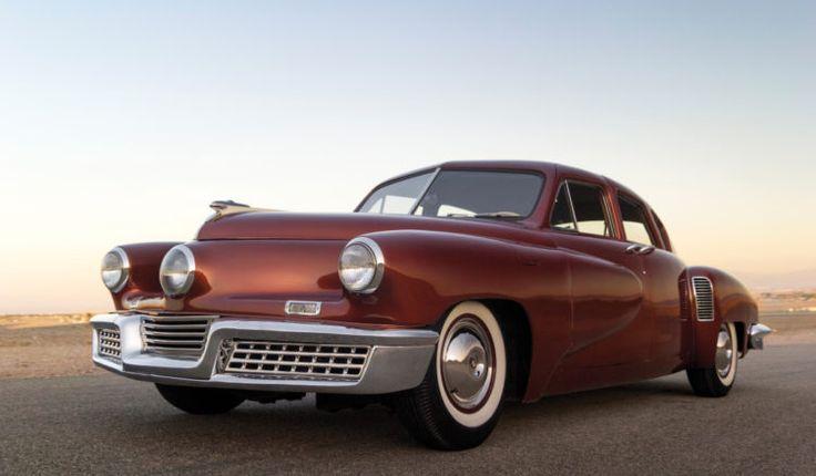 Tucker 48 Sedan (# 1036)-1948