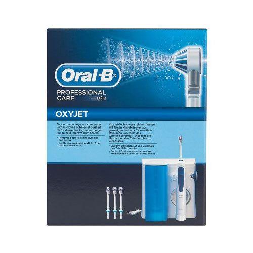 Oral B Braun Irrigator (Oxyjet Md19) | Familypharmacy.gr