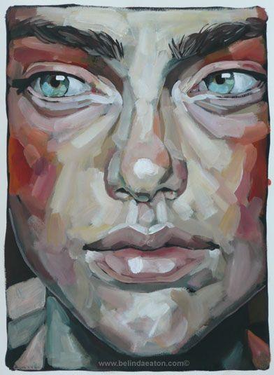 Belinda Eaton FACE IX - SERIES II - 2011