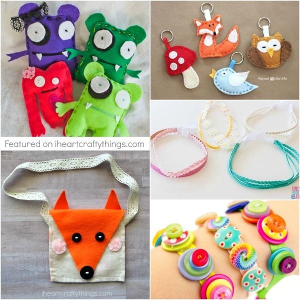 20 Sewing Projects for Beginners | I Heart Crafty Things