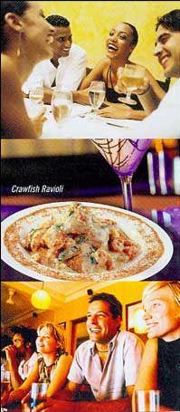 Copeland's Cheesecake Bistro, Louisiana Boardwalk, Bossier City, Louisiana