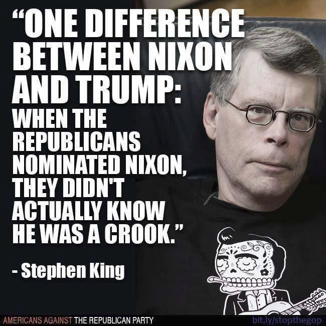 Wake up America - Dump Don the Con Treasonous Trump