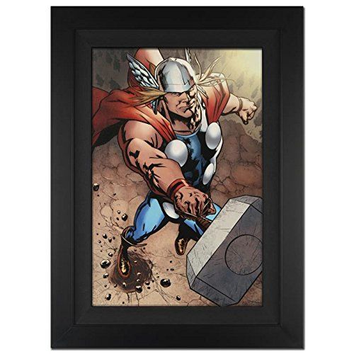 Wolverine Avengers Origins: Thor #1 & The X-Men #2 Extremely Limited Edition Giclee on Canvas (29 x  @ niftywarehouse.com #NiftyWarehouse #Thor #Marvel #Avengers #TheAvengers #Comics #ComicBooks